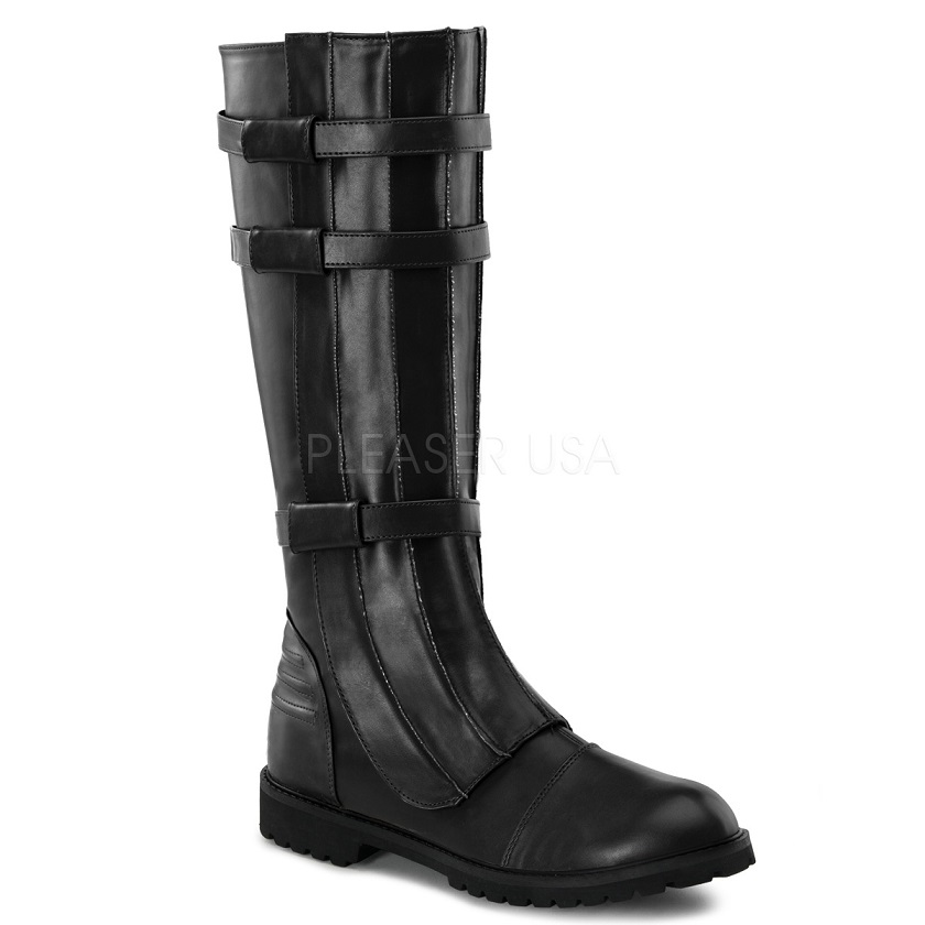 Cosplay Mens Walker Boots - TheVikingStore.co.uk