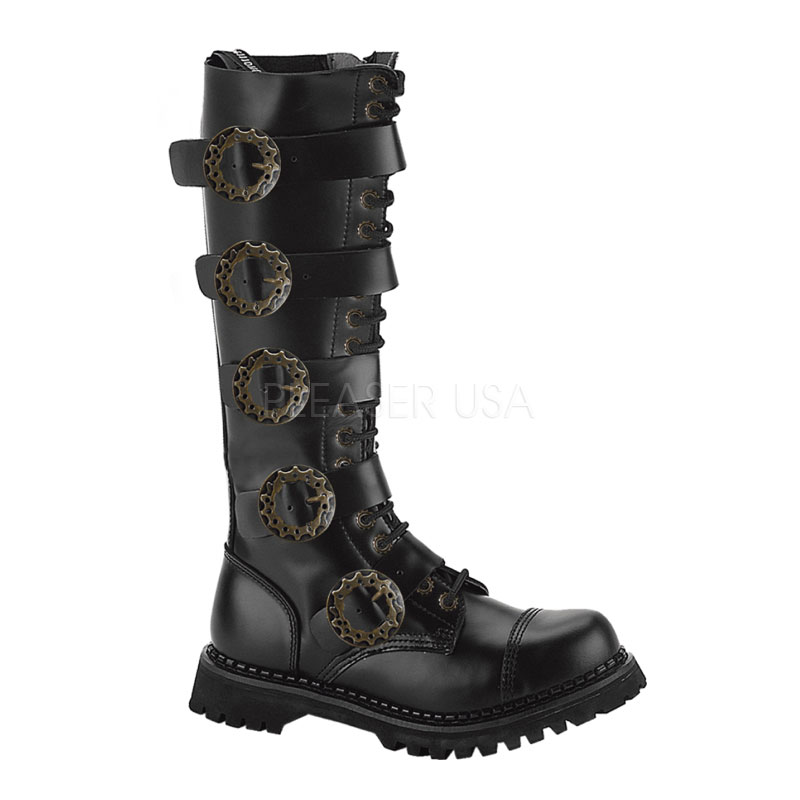 Gallery For gt Steampunk Boots Men