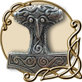 Viking Pendants, Thors Hammers & Chains