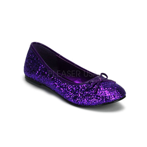 costume ladies star glitter flat shoes thevikingstorecouk