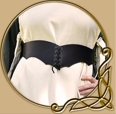 e056228c54 Leather corset belt - TheVikingStore.co.uk